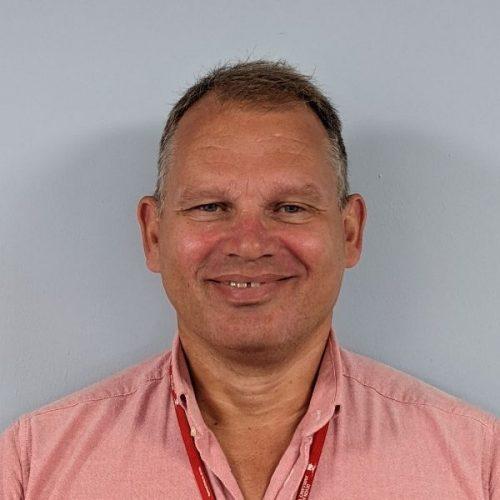 Robert Johnstone Safety Manager